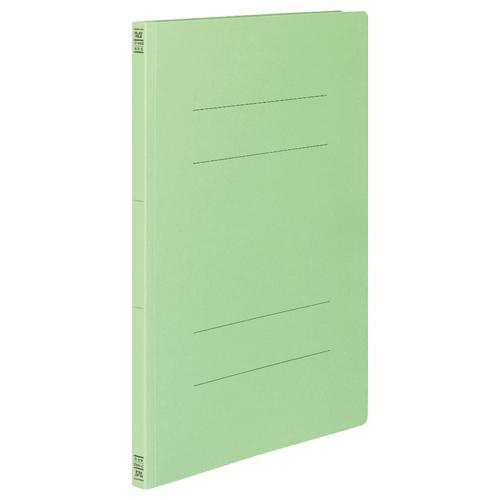 コクヨ フラットファイルV(樹脂製とじ具) A3タテ 150枚収容 背幅18mm 緑 フ-V43G 1パック(10冊)