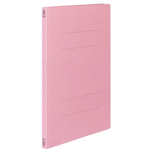 コクヨ フラットファイルV(樹脂製とじ具) A3タテ 150枚収容 背幅18mm ピンク フ-V43P 1パック(10冊)