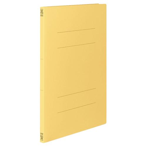 コクヨ フラットファイルV(樹脂製とじ具) A3タテ 150枚収容 背幅18mm 黄 フ-V43Y 1パック(10冊)