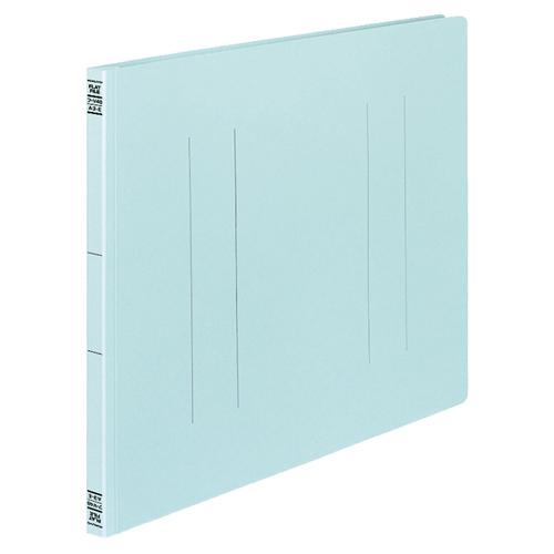 コクヨ フラットファイルV(樹脂製とじ具) A3ヨコ 150枚収容 背幅18mm 青 フ-V48B 1パック(10冊)