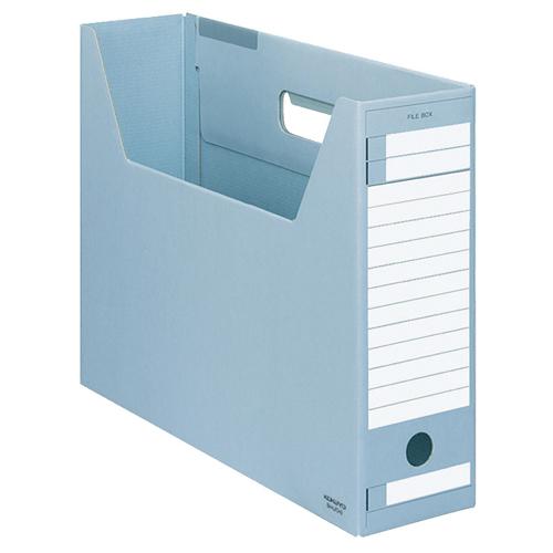 コクヨ ファイルボックス-FS(Dタイプ) B4ヨコ 背幅102mm 青 B4-LFD-B 1パック(5冊)