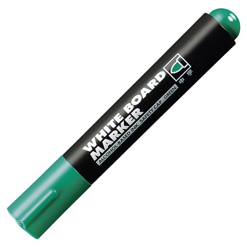 コクヨ ホワイトボード用マーカー 中字 緑 業務用パック PM-B102NG 1箱(10本)
