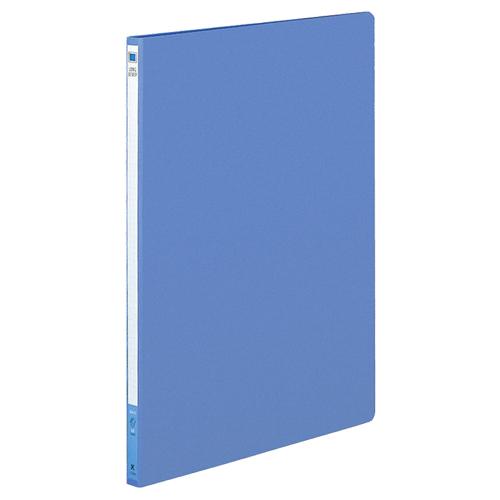 コクヨ ロングレバーファイル(Z式) B4タテ 120枚収容 背幅20mm 青 フ-2304NB 1冊