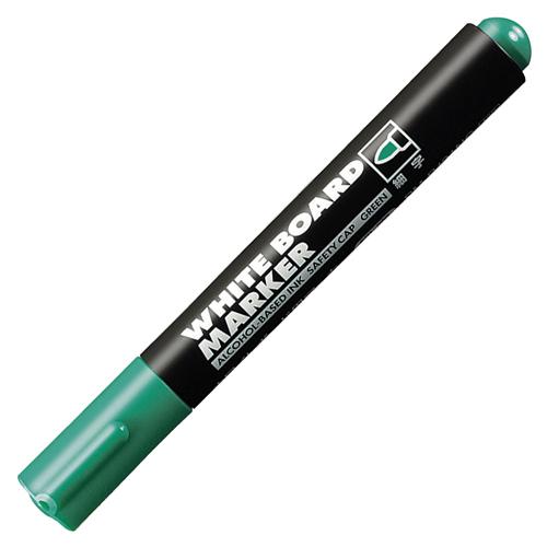 コクヨ ホワイトボード用マーカー 細字 緑 業務用パック PM-B101NG 1箱(10本)