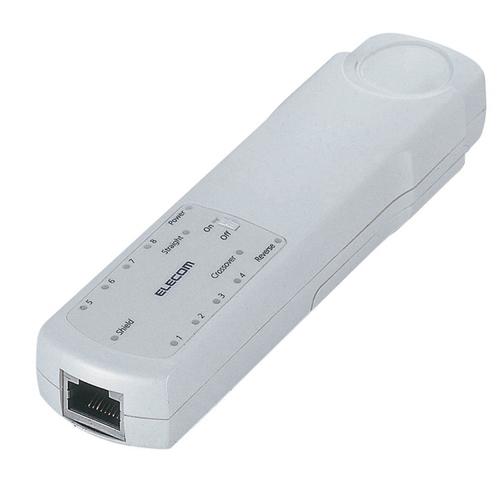 エレコム リモート対応ケーブルテスタ LANケーブル用 LD-RCTEST3 1個