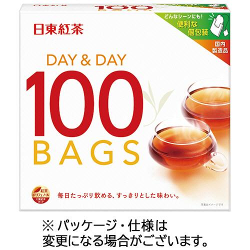 日東紅茶 ティーバッグ 1.8g 1箱(100バッグ)