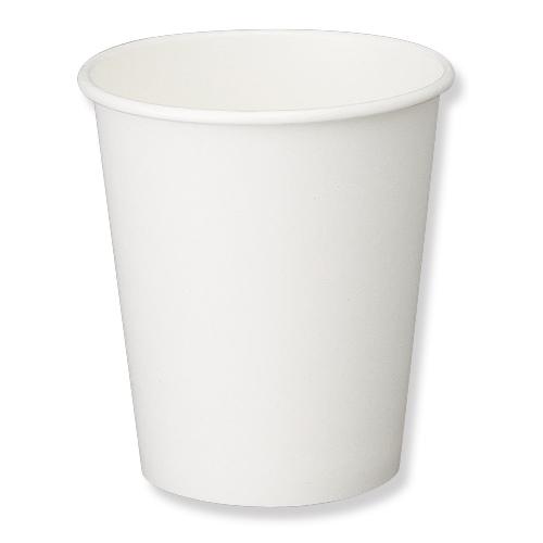 サンナップ ホワイトペーパーカップ 205ml(7オンス) C20600AA 1ケース(600個:50個×12パック)