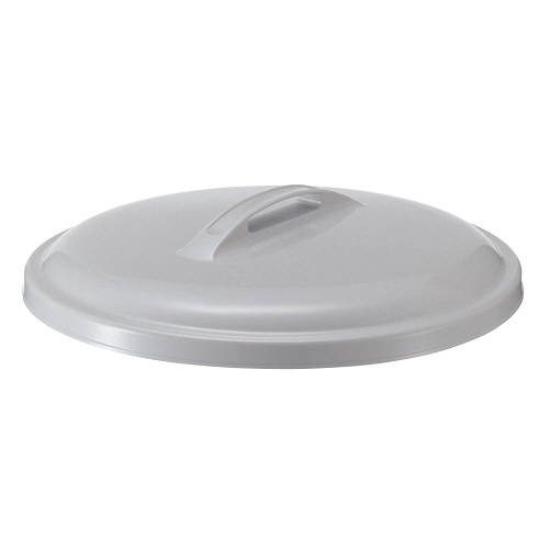 積水テクノ成型 エコポリペール 丸型 60L フタ グレー PEFN67H 1個