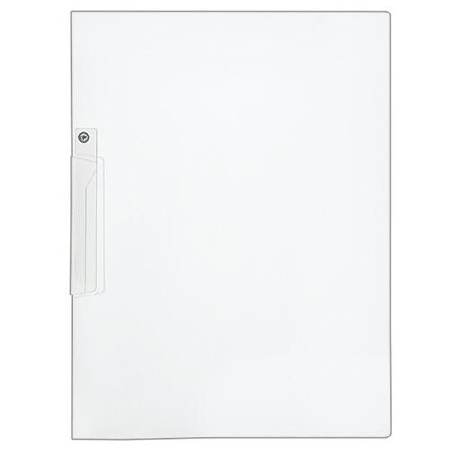 コクヨ クリップファイル(K2) A4タテ 20枚収容 透明 K2フ-790T 1冊