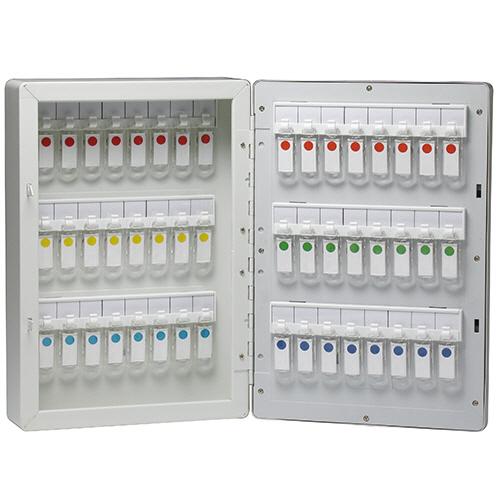 ソニック 暗証番号キーボックス テンキー式 48個吊 KS-7091 1個