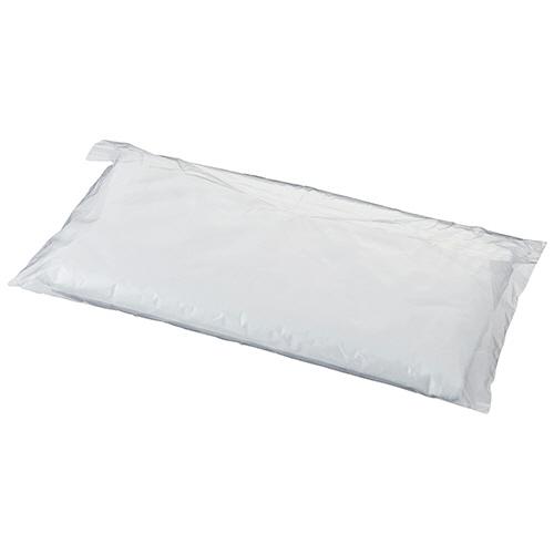不織布フェイスカバー 詰め替え用 ホワイト 1パック(100枚)
