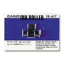 カシオ プリンタ電卓用インクローラー 2色印字 IR-40T 1個
