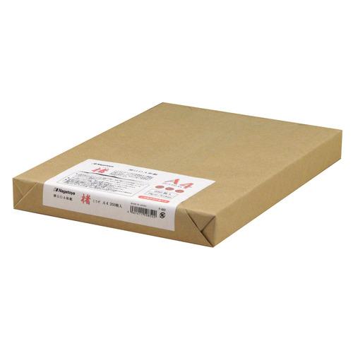 長門屋商店 マルチOA和紙 楮入奉書 白 A4 ナ-852 1冊(250枚)
