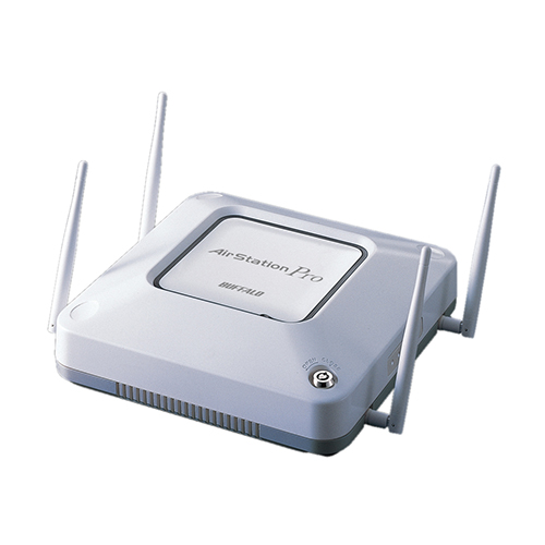 バッファロー AirStation PRO 無線LANアクセスポイント 11n対応 11a&11g&11b同時接続 WAPM-APG300N 1台