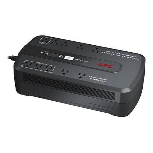 APC UPS 無停電電源装置 ES 750 750VA/450W BE750G-JP 1台