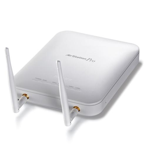バッファロー AirStation PRO 無線LANアクセスポイント 11n/a・11n/g/b同時接続 WAPS-APG600H 1台