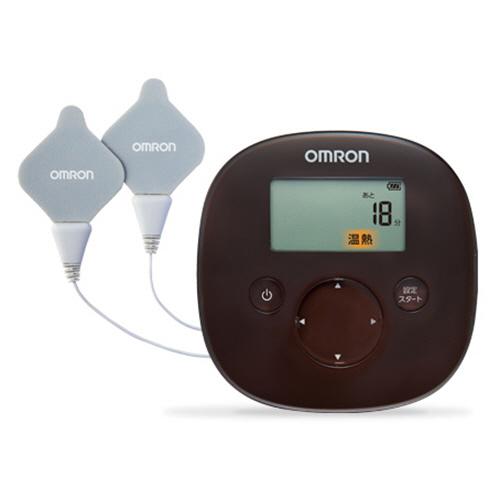 オムロン 温熱低周波治療器 ブラウン HV-F320-BW 1台