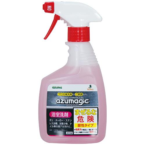 アズマ工業 アズマジック 浴室洗剤 CH860 1本