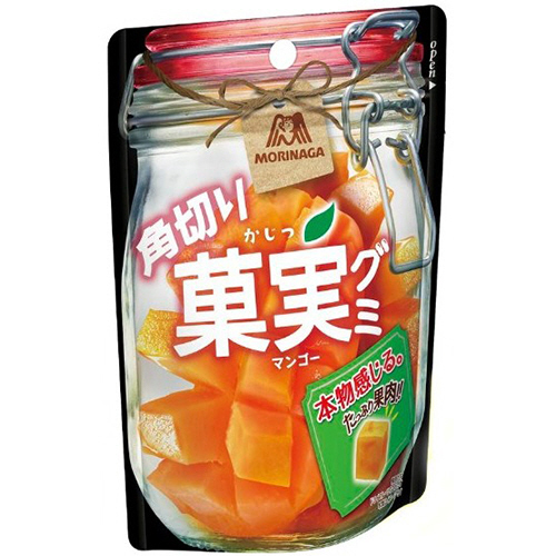 森永製菓 角切り果実 マンゴー 30g 1パック