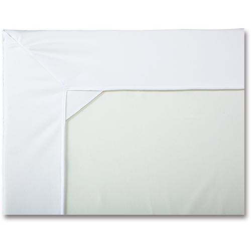 カネモ商事 Lor防水シーツ ボックス型 マットカバータイプ ホワイト 1枚