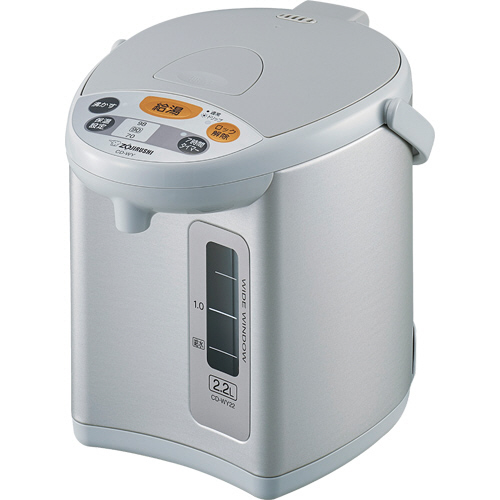 象印 マイコン沸とう電動ポット 2.2L CD-WY22-HA 1台