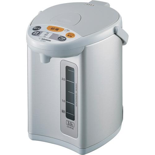 象印 マイコン沸とう電動ポット 3L CD-WY30-HA 1台