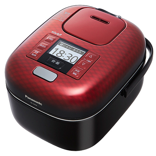 パナソニック Jコンセプト 可変圧力IHジャー炊飯器 おどり炊き 3合炊き 豊穣ブラック SR-JX056-K 1台