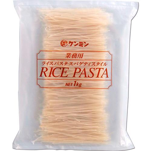 ケンミン食品 業務用ライスパスタスパゲティスタイル 1kg 1個
