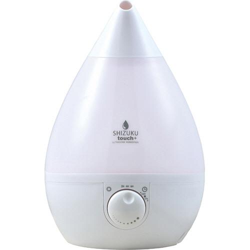 APIX 超音波式アロマ加湿器 シルクホワイト ASZ-015W 1台