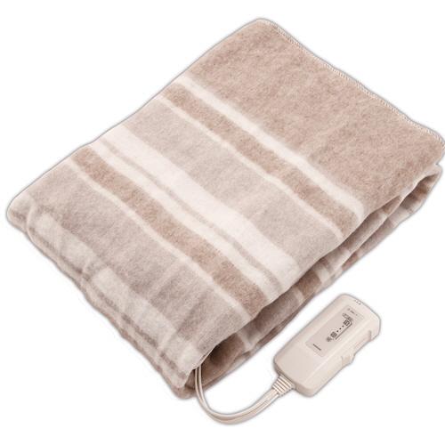 コイズミ 電気敷毛布 電磁波カット KDS-5066D 1枚