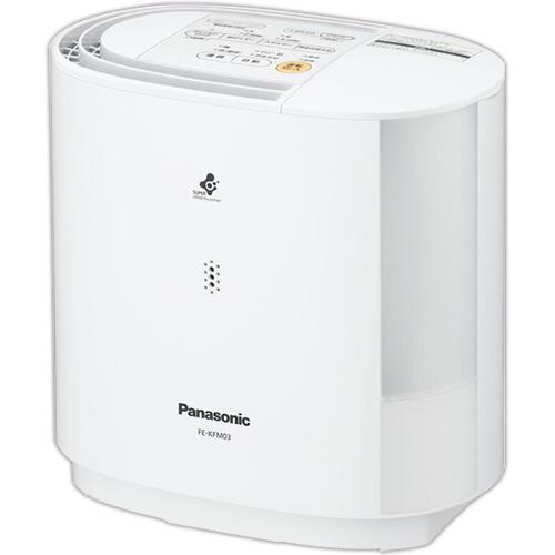 パナソニック ヒーターレス気化式加湿機 ホワイト FE-KFM03-W 1台