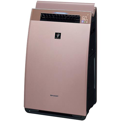 シャープ プラズマクラスター加湿空気清浄機 ゴールド系 KI-GX100-N 1台