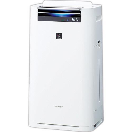 シャープ プラズマクラスター加湿空気清浄機 ホワイト系 KI-GS70-W 1台