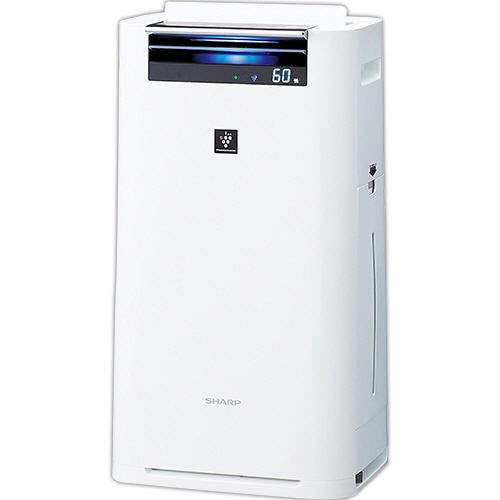 シャープ プラズマクラスター加湿空気清浄機 ホワイト系 KI-GS50-W 1台