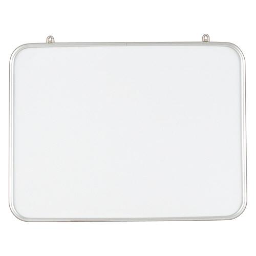 TANOSEE アルミ枠 ホワイトボード 無地 600×70×450mm 1枚