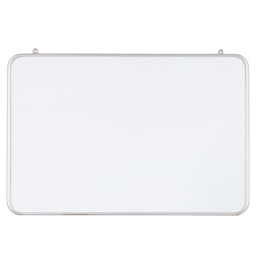 TANOSEE アルミ枠 ホワイトボード 無地 900×70×600mm 1枚