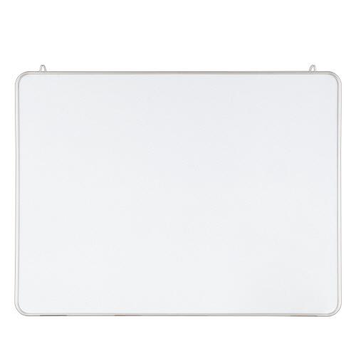 TANOSEE アルミ枠 ホワイトボード 無地 1200×70×900mm 1枚