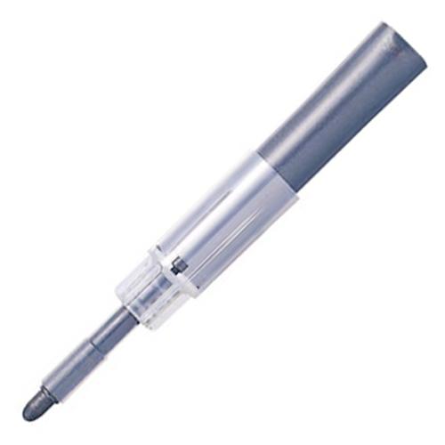 三菱鉛筆 ホワイトボードマーカー ユニお知らセンサーカートリッジ 4mm丸芯 黒 PWBR1004M.24 1本