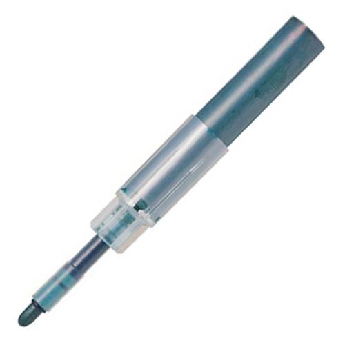 三菱鉛筆 ホワイトボードマーカー ユニお知らセンサーカートリッジ 4mm丸芯 緑 PWBR1004M.6 1本
