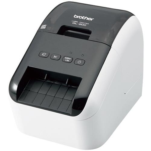 ブラザー 感熱ラベルプリンター QL-800 1台