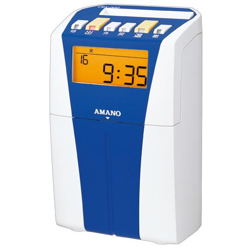 アマノ 電子タイムレコーダー ブルー CRX-200 1台