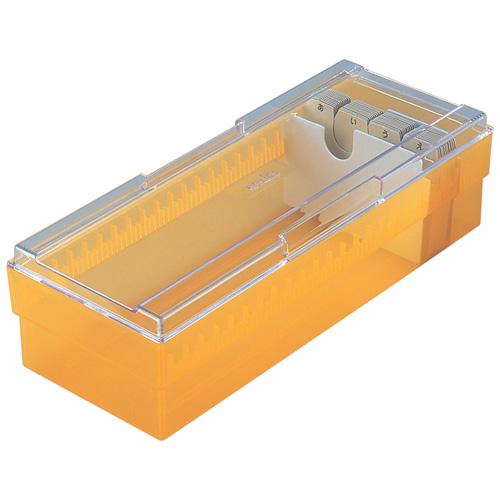 セキセイ ネームカードボックス 700名用 CB-700-51オレンジ 1個