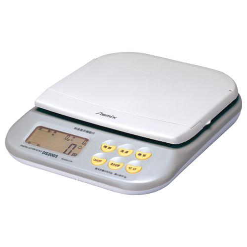 アスカ デジタルスケール 2kg DS2005 1台