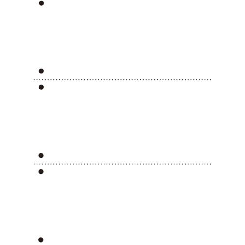 TANOSEE 汎用マルチタイププリンタ帳票 白紙 A4 3分割 6穴 1箱(2500枚:500枚×5冊)