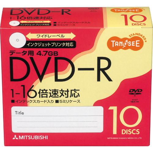 DHR47JP10T (DVD-R 16倍速 10枚組)