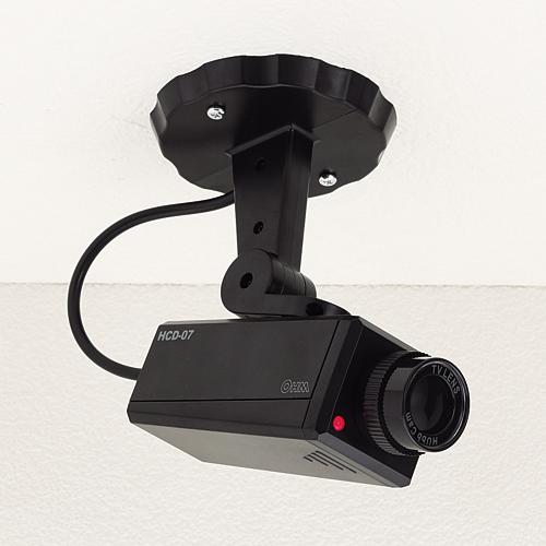 オーム電機 ダミーカメラ カメラ型 ODC-07 1台
