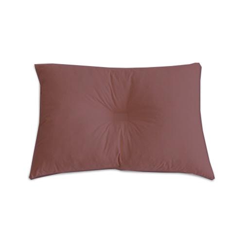 ナイスデイ mofua 国産 低高反発頸椎安定型 枕2個セット ブラウン 1セット