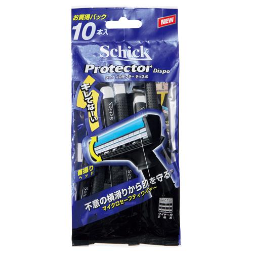 シックジャパン シック プロテクターディスポ 1パック(10本)