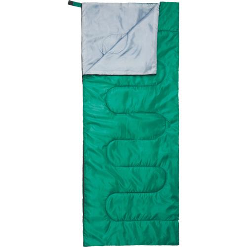 ハピラ 封筒型寝袋 グリーン NBKR900 1個