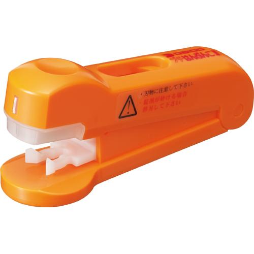 大同化工 錠剤ハーフカッター プチはんぶんこII オレンジ HC-002O 1個
